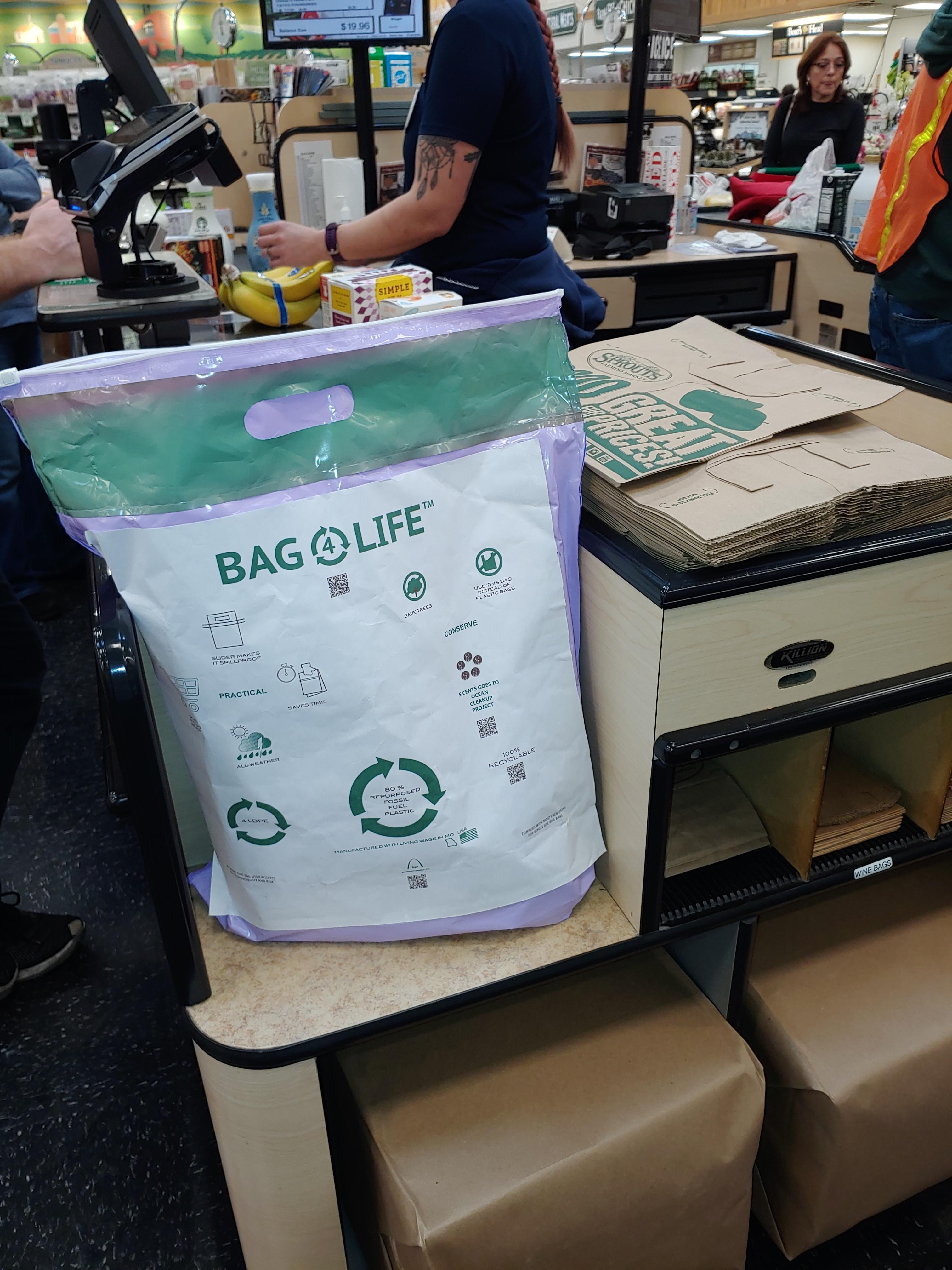 Bag 4 Life & Paper