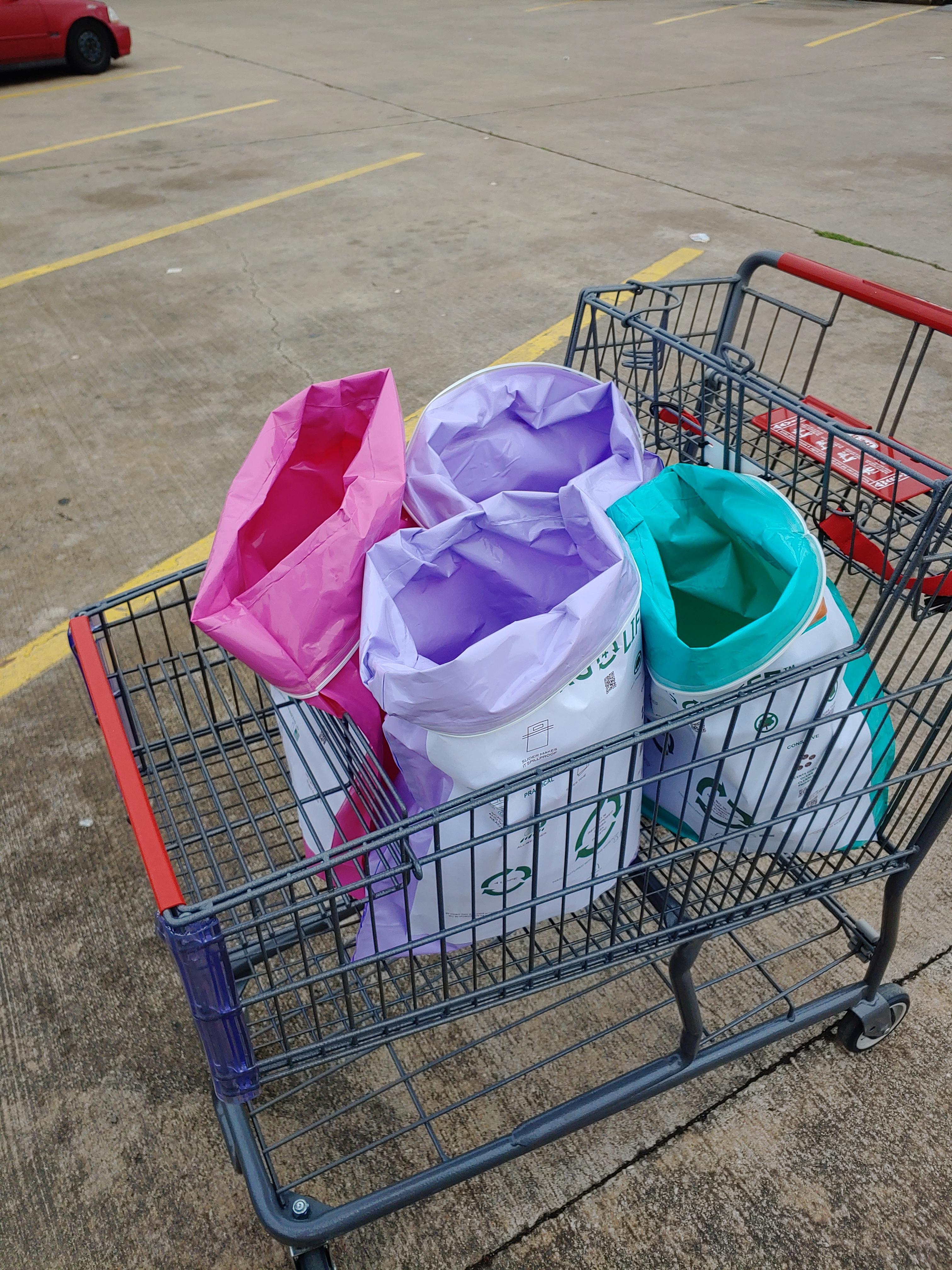 bag4lifeinshoppingcart