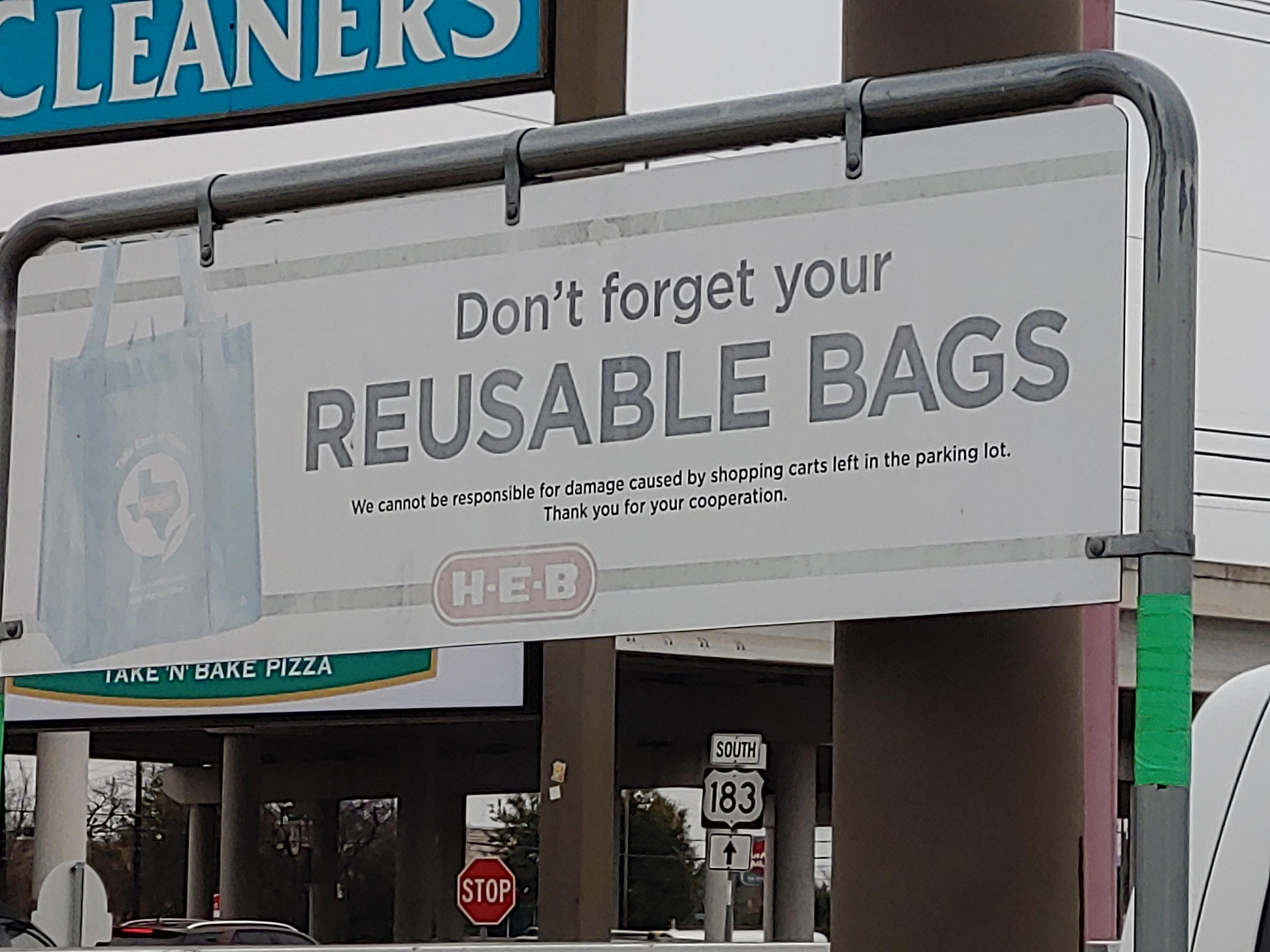 Reuse Sign