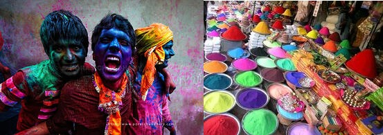 Holi-Hai-Holi-India + holi-hai-colouring-festival-wallpaper