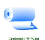 centerfold sheeting B wind