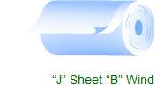 """J"" Sheet ""B"" Wind"