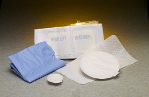 image of medical device packaging