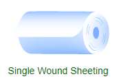 Brentwood Plastics image: Single Wound Sheeting