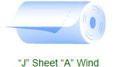 """J"" Sheet ""A"" Wind"